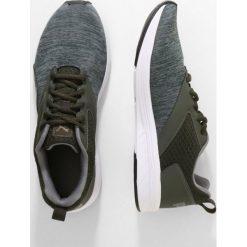 Puma NRGY COMET Obuwie do biegania treningowe forest night/castor gray. Zielone buty do biegania damskie marki Puma, z materiału. W wyprzedaży za 183,20 zł.