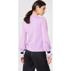 Sisters Point Sweter Lafa - Purple. Fioletowe swetry klasyczne damskie marki DOMYOS, l, z bawełny. W wyprzedaży za 90,98 zł.