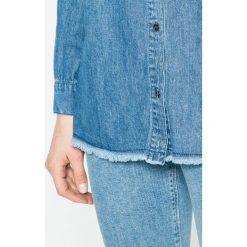 Noisy May - Koszula Zoey. Niebieskie koszule jeansowe damskie marki Noisy May, l, casualowe, z klasycznym kołnierzykiem, z długim rękawem. W wyprzedaży za 79,90 zł.