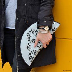 Puzderka: Gołębia torebka-kopertówka KashubianCradle