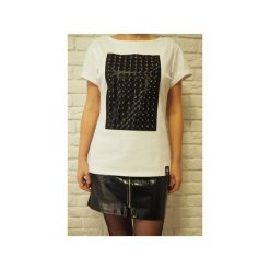 T-shirt 3D(lux) BigPanel - biały. Białe t-shirty damskie marki Desert snow, m, z bawełny. Za 89,00 zł.