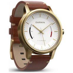 Garmin Zegarek Męski Vivomove Premium Gold Tone Steel. Szare zegarki męskie Garmin. W wyprzedaży za 1199,00 zł.