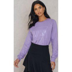 Bluzy damskie: Gestuz Bluza Lava – Purple