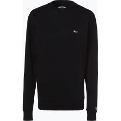 Tommy Jeans - Damska bluza nierozpinana, czarny. Czarne bluzy damskie Tommy Jeans, l, z bawełny. Za 279,95 zł.