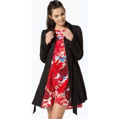 Płaszcze damskie pastelowe: Esprit Casual - Płaszcz damski, czarny