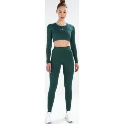 Legginsy: adidas by Stella McCartney Legginsy dark green