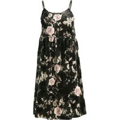 Sukienki hiszpanki: Elvi STRAP ROSE Sukienka z dżerseju green/multi