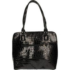 TOREBKA T-22. Czarne torebki klasyczne damskie Casu. Za 99,99 zł.