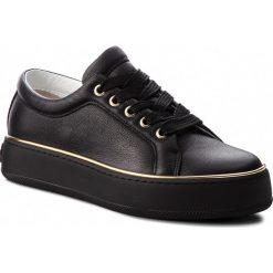 Sneakersy MAXMARA - MM93 45267987600 Nero 005. Czarne sneakersy damskie MaxMara, ze skóry. Za 1609,00 zł.