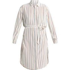 Sukienki hiszpanki: Samsøe & Samsøe BRISTO DRESS Sukienka koszulowa whitecap