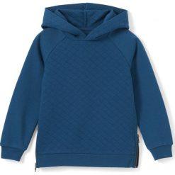 Odzież chłopięca: Bluza pikowana z kapturem 3-12 lat