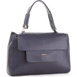 Torebka FURLA - Capriccio 920231 B BJI4 QUB Blu. Niebieskie torebki klasyczne damskie Furla, ze skóry. W wyprzedaży za 1169,00 zł.