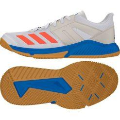 Buty sportowe męskie: Adidas Buty męskie Essence białe r. 42 2/3 (B22589)