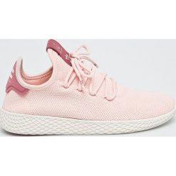 Adidas Originals - Buty Tennis. Szare buty sportowe damskie marki adidas Originals, z gumy. W wyprzedaży za 349,90 zł.