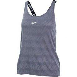 Nike Koszulka damska Tank Elastka Jaq szara r. M (898249-036). T-shirty damskie Nike, m. Za 109,49 zł.
