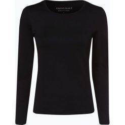 Apriori - Damska koszulka z długim rękawem, czarny. Niebieskie t-shirty damskie marki Apriori, l. Za 129,95 zł.