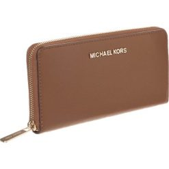 MICHAEL Michael Kors BEDFORD Portfel luggage. Brązowe portfele damskie marki MICHAEL Michael Kors. Za 619,00 zł.