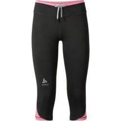 Odlo Legginsy Hana Tighs 3/4 Graphite Grey - Beetroot Purple M. Czerwone legginsy sportowe damskie marki numoco, l. W wyprzedaży za 169,00 zł.
