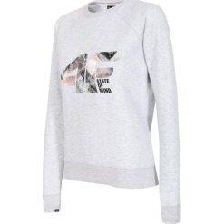 4f Bluza damska H4Z18-BLD002 szara r. S. Bluzy sportowe damskie 4f, s. Za 85,00 zł.