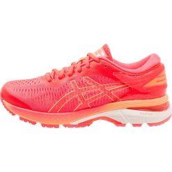 ASICS GEL KAYANO 25 Obuwie do biegania Stabilność diva pink/mojave. Białe buty do biegania damskie marki Asics, asics gel kayano. Za 759,00 zł.