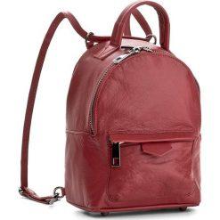 Plecaki damskie: Plecak CREOLE – K10406  Czerwony