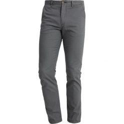 Spodnie męskie: Springfield SLIM MICROPRINT Chinosy greys