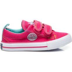 Buty dziecięce: SPORTOWE TRAMPKI NA RZEP