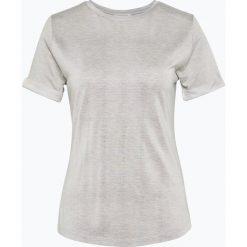 Apriori - T-shirt damski, szary. Niebieskie t-shirty damskie marki Apriori, l. Za 149,95 zł.