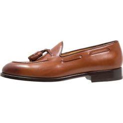 Buty wizytowe męskie: Avelar by PB KENNEDY Eleganckie buty cognac/brown