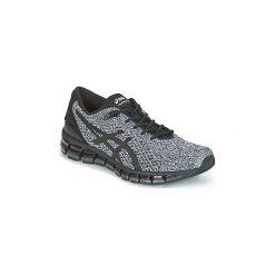 Buty do biegania Asics  QUANTUM 360 KNIT 2. Szare buty do biegania męskie marki Asics, z poliesteru. Za 659,30 zł.