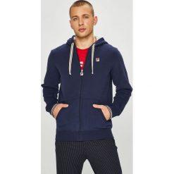 Fila - Bluza. Brązowe bluzy męskie rozpinane marki SOLOGNAC, m, z elastanu. Za 389,90 zł.
