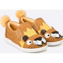 Buty sportowe dziewczęce: Emu Australia - Tenisówki dziecięce lion skate