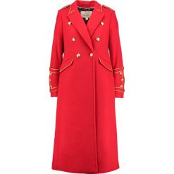 Płaszcze damskie: Banana Republic LONG MILITARY Płaszcz wełniany /Płaszcz klasyczny red sunset