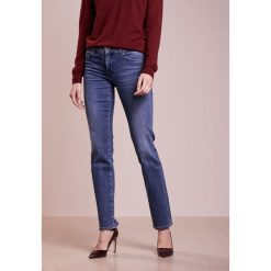 Jeansy damskie: BOSS CASUAL Jeansy Straight Leg navy