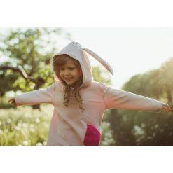 Sukienki dziewczęce: Bluzka w ananaski z uszami