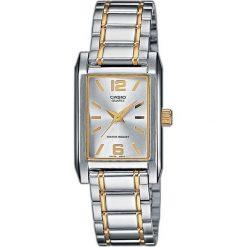 Zegarek Casio Damski  LTP-1235SG -7AEF srebrny. Szare zegarki damskie CASIO, srebrne. Za 155,20 zł.