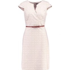 Sukienki hiszpanki: comma Sukienka letnia beige