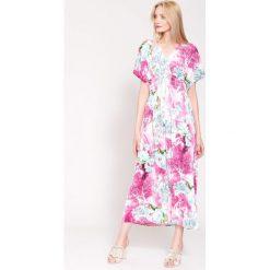 Sukienki: Fuksjowa Sukienka Taylor's Work