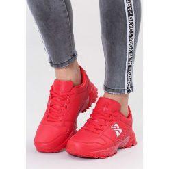 Czerwone Buty Sportowe Down For Life. Szare buty sportowe damskie marki other, z materiału. Za 99,99 zł.