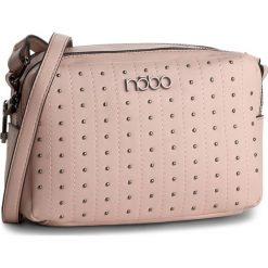 Torebka NOBO - NBAG-E2850-C004 Różowy. Czerwone listonoszki damskie Nobo, ze skóry ekologicznej, na ramię. W wyprzedaży za 119,00 zł.