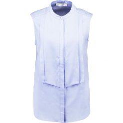 Bluzki asymetryczne: IVY & OAK Bluzka faded blue