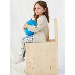 Jeansy dziewczęce: Mango Kids – Jeansy dziecięce Ariel 80-104 cm