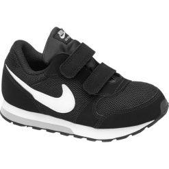 Trampki chłopięce: sneakersy dziecięce Nike Md Runner 2 NIKE czarno-białe