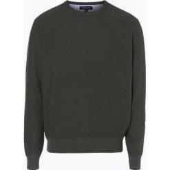 Swetry klasyczne męskie: Andrew James – Sweter męski, zielony