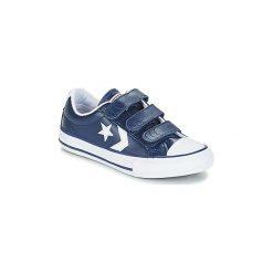 Buty Dziecko Converse  STAR PLAYER EV V OX. Niebieskie trampki chłopięce Converse, retro. Za 197,10 zł.