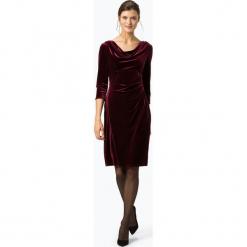 Ambiance - Sukienka damska, czerwony. Czarne sukienki balowe marki bonprix, w paski, z dekoltem woda. Za 499,95 zł.