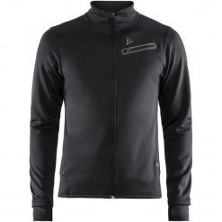Craft Bluza Męska Breakaway Czarny L. Białe bluzy męskie rozpinane marki Craft, m. Za 269,00 zł.