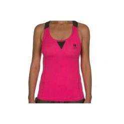 Koszulka TK Light 900 róż. Czerwone bluzki sportowe damskie ARTENGO. W wyprzedaży za 39,99 zł.