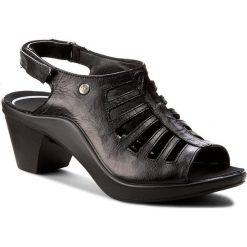 Rzymianki damskie: Sandały ROMIKA – Mokassetta 287 27087 24 100 Black
