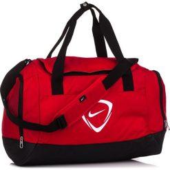 Torby podróżne: Nike Torba sportowa Club Team Duffel Small 43 Nike czerwony roz. uniw (BA4873651)